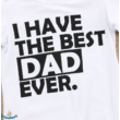 "Baba body felirattal ""Best Dad"""