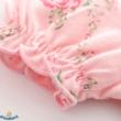 Fodros baba body rózsákkal