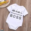 "Baba body felirattal ""Mini Boss"""