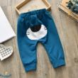Babanadrág kék maci