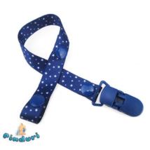 Cumilánc csipesszel kék csillagos