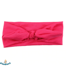 Baba hajpánt pink színben
