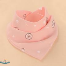 Nyálkendő - Rózsaszín napernyőkkel