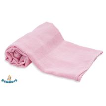 Scamp textilpelenka rózsaszínben