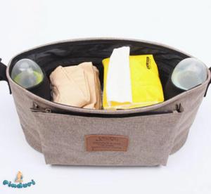 Babakocsi táskával minden szükséges dolog kéznél van